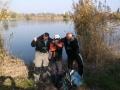 """Preteky vedenia na jazere """"Polcestie"""" v Dunajskej Strede dňa 31.10. 2015"""