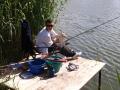 2. Liga LRU - F jarné kolo dňa 10.-11. 05.2014 jazero Polcestie Dunajská Streda