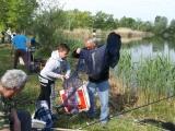 Rybárske preteky v Jahodnej dňa 07.05.2016