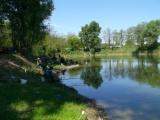 Eliašovce - jazero Bartus 08.05.2016