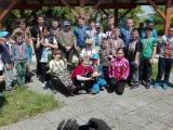 Detské preteky v Dunajskej Strede dňa 07. mája 2016
