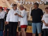 Súťaž vo varení rybacej polievky - Balatonamládi 10.-11. august 2013