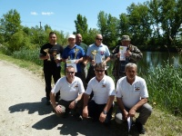 Rybárske preteky III. obvod Jahodná
